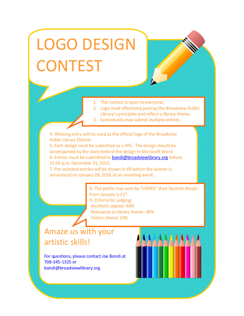 Logo design contest click here for more information Logo design competitions